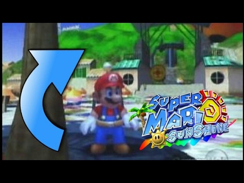 Rare Super Mario Sunshine Beta Early Development Youtube