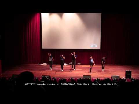 K-BLITZ DANCE CREW - MSU GOT TALENT 2014