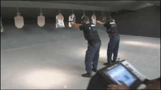 Operations Training Centre - Gun Range Tour