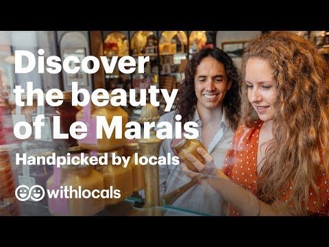 🇫🇷 Things to do in Le Marais district | Paris city guide | P