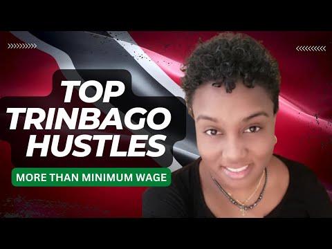 Trinidad and Tobago Hustle Analysis: Make More than Minimum Wage
