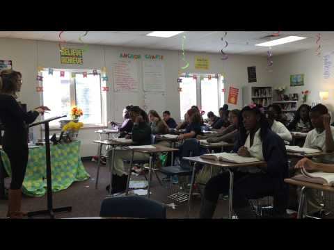 Whole Brain Teaching: Active Reading, Comprehension Style