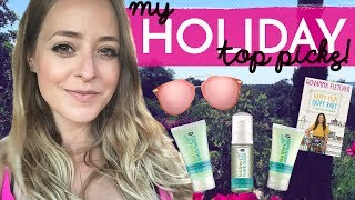 My SUMMER HOLIDAY Top Picks! | Fleur De Force (Ad)