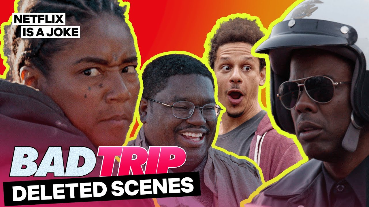 Bad Trip: Deleted Scenes