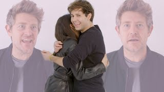 David Dobrik and Natalie Noel and Jason Nash Take A Friendship Test | Glamour Parody