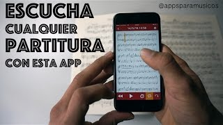Apps para músicos: MusicPal