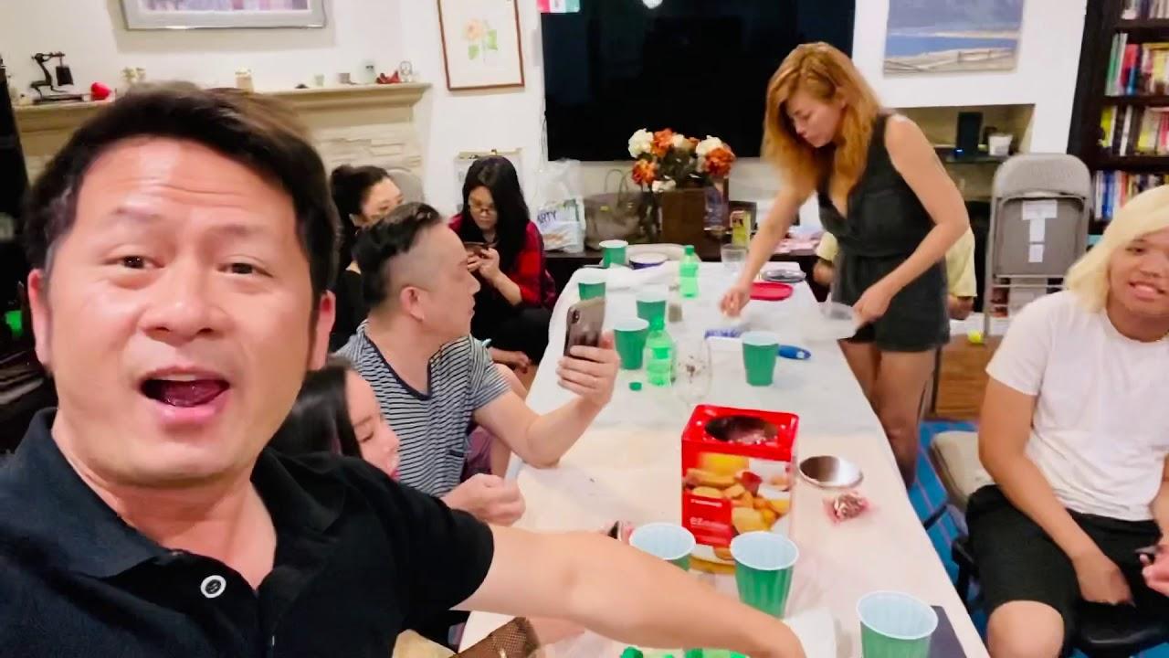 Bằng Kiều's daily vlog 27- Đêm xoã
