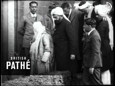 The Begum Of Bhopal Aka The Begum Pf Bhotal (1925)