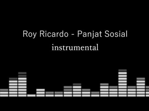 Roy Ricardo-  Panjat Sosial (Instrumental)