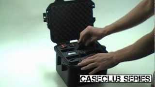 2 Pistol Case | Multi Handgun Case By Case Club