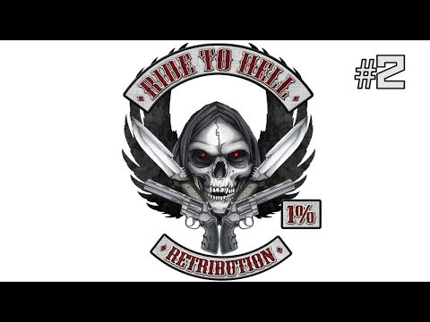 Twitch Livestream | Ride to Hell: Retribution Part 2 FINAL [Xbox 360]