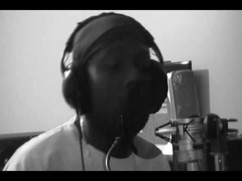 hiplife ghana, quabena maphia in the studio
