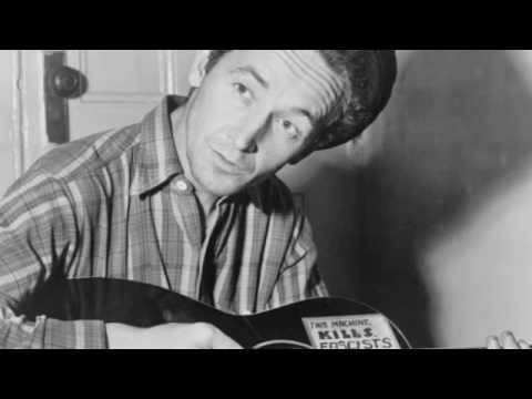 Woody Guthrie - Talking Fish Blues