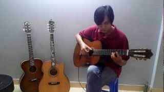 Ảo Ảnh (Y Vân) - Độc Tấu Guitar (Solo Cùng Bolero) - Guitarist Nguyễn Bảo Chương
