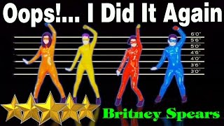vuclip 🌟 Oops ! I Did It Again - Britney Spears - The Girly Team | Just Dance 4 | Best Dance Music 🌟