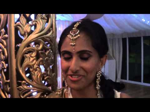 Asian & Indian Wedding at Parklands Quendon Hall/ The Complete Toastmaster