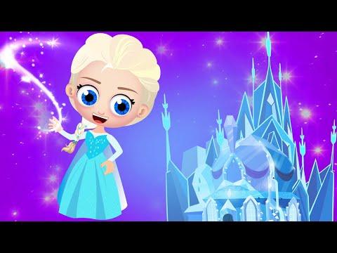 Frozen-Snow Queen Fairy Tales For Children+More Bedtime Stories Like Cinderella, Snow White, Aladdin