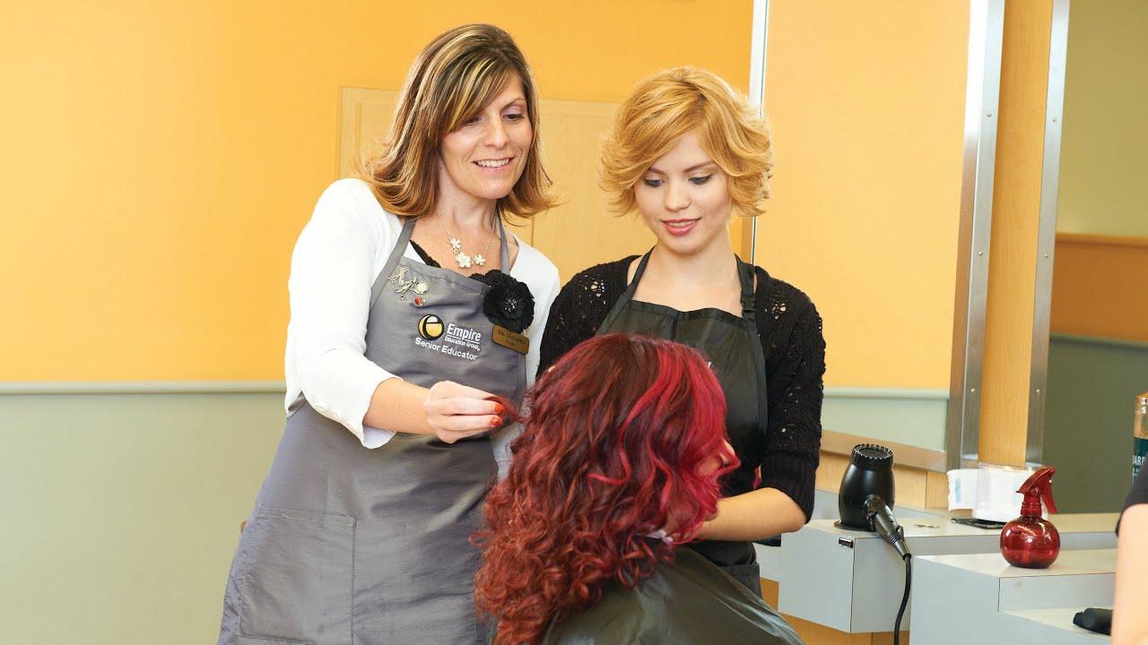 Learn Cosmetology At Empire Beauty School In Littleton Co Youtube