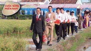 Đám cưới miền tây (P2): Chuẩn bị tiệc và Làm Lễ họ nhà trai #namviet