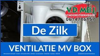 Onderhoud Huis Ventilatiesysteem De Zilk (0614786157) VD Meij Mechanische Ventilatie NL