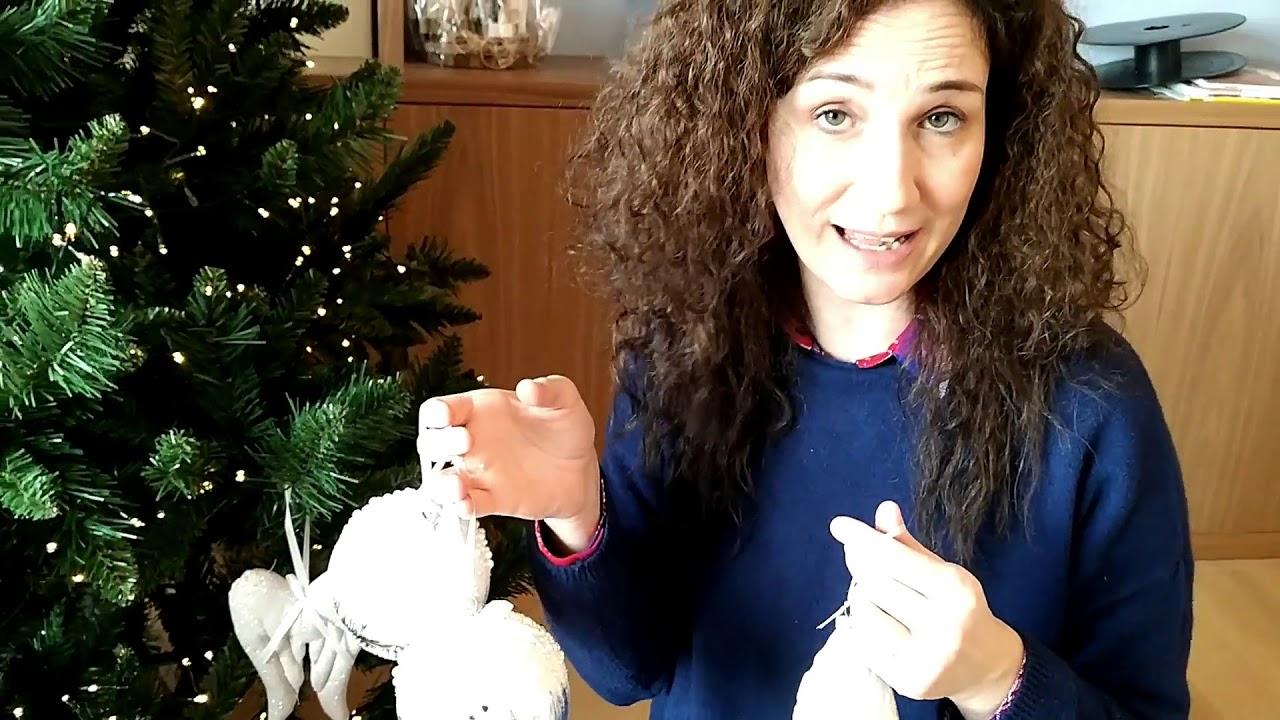 Albero Di Natale Youtube.Come Addobbare Un Albero Di Natale Tutorial Mondobrico Youtube
