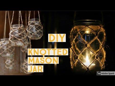 Mason Jar Crafts 10 Easy And Creative Ideas For Home Decor