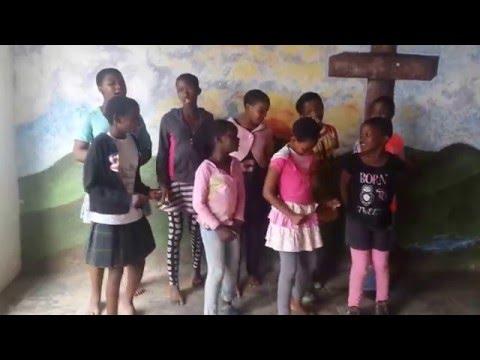 El Shaddai Younger Girls Praising God
