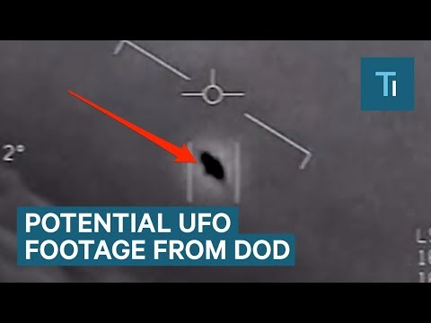 Why Scientists Don't Freak Out About UFO Videos