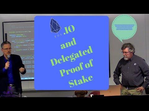 Phil Mesnier explainsDelegated-Proof-Of-Stakeat IIT Chicago (November 19, 2017)
