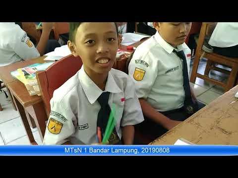MTsN  1  Bandar Lampung 2019080803