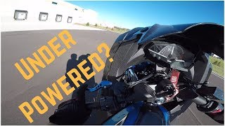 Ninja 300 Wheelies...HOW!? (or Ninja 250) Wheelie Tutorial
