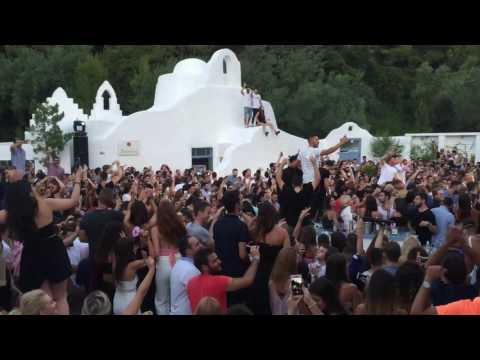 Angels club Kallithea 2016 - Moby The Day