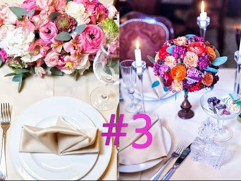 Оформление цветами в ресторане Екатеринодар. Краснодар. Flower Fantasy