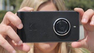 Kodak Ektra: Un teléfono para los fotógrafos 'hipsters'