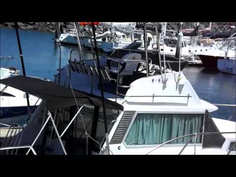 Alternate Energy Solar Panels And Wind Turbines On Many Australian Boats