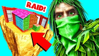 how-i-raided-this-base-with-only-a-ghillie-suit-ark-survival-evolved-trolling