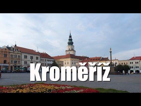 Kroměříž City Tour in Czech Republic