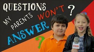 Questions My Parents Won