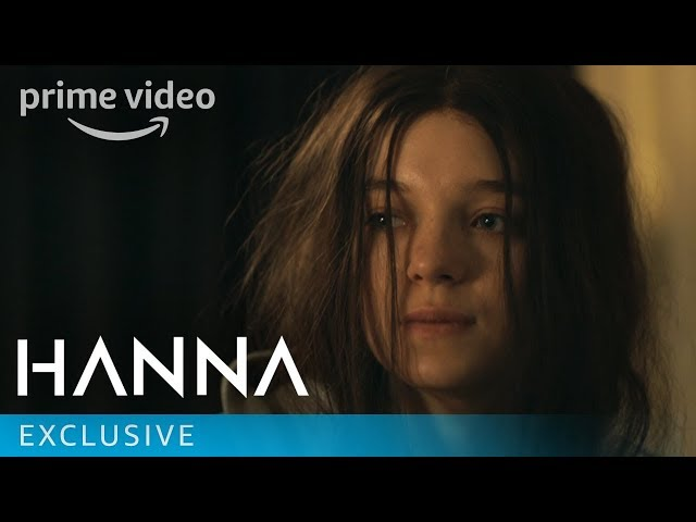Hanna Season 1 Female Fight Scenes | Prime Video
