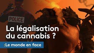 Cannabis : des législations différentes entre les pays