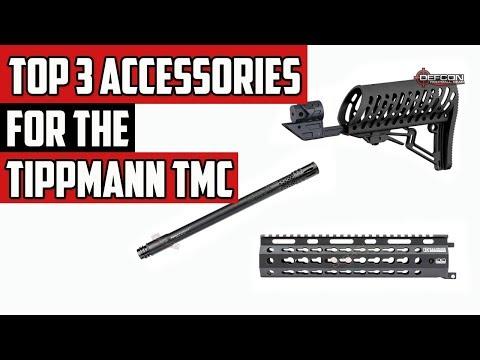 3 Accessories For The Tippmann TMC
