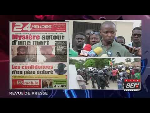 L`incroyable revue des Titres de Mame Mbaye Ndiaye