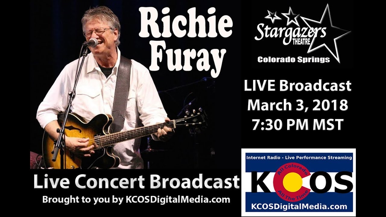 Richie Furay LIVE from Stargazers Theatre