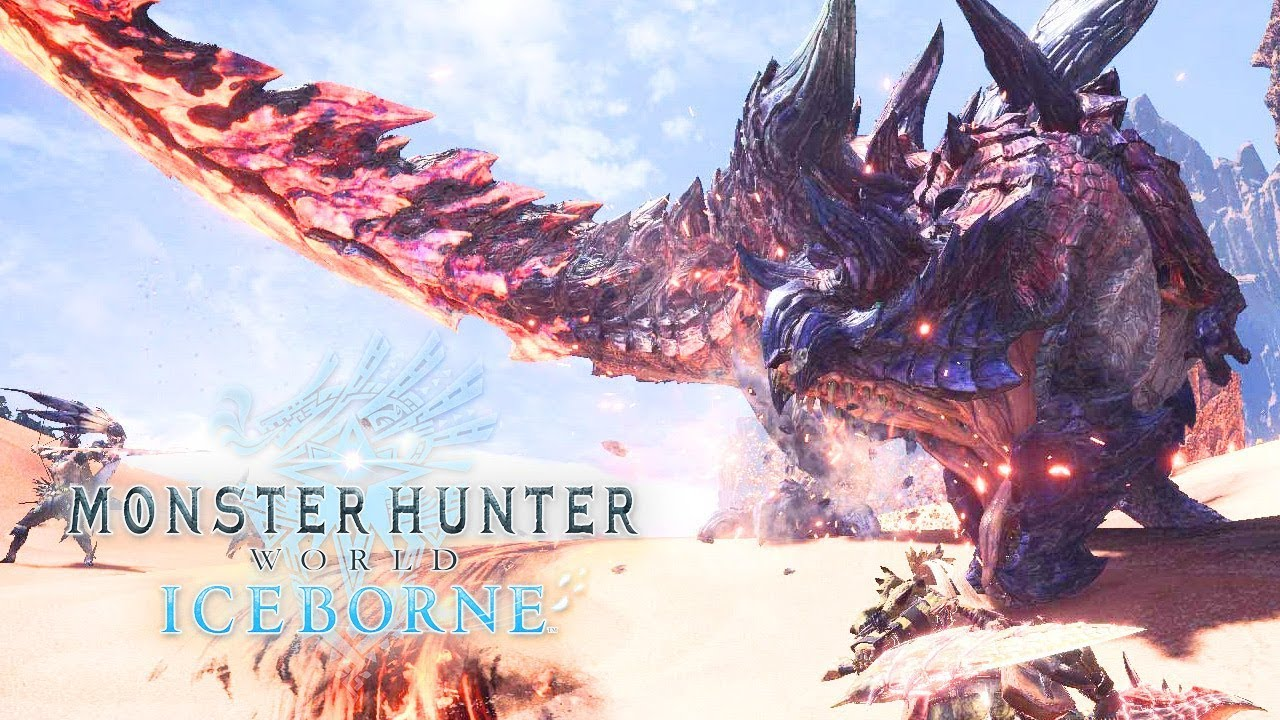 Monster Hunter World: Iceborne - Glavenus Trailer thumbnail