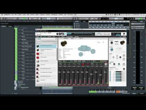 Create Massive Sounding Drums Easily Using MIDI