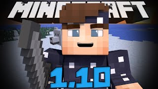 Minecraft 1.10 Survival Let's Play EP#1: The Start