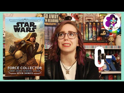 force-collector---spoiler-free-book-review