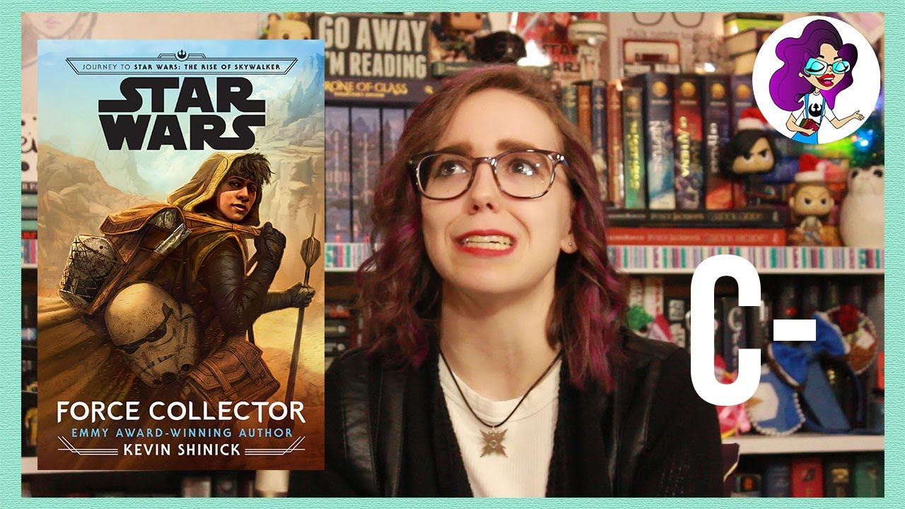 Force Collector Spoiler Free Book Review Youtube