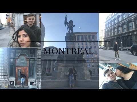 MONTREAL DAY 2 PT.2 : VISITING OLD TOWN