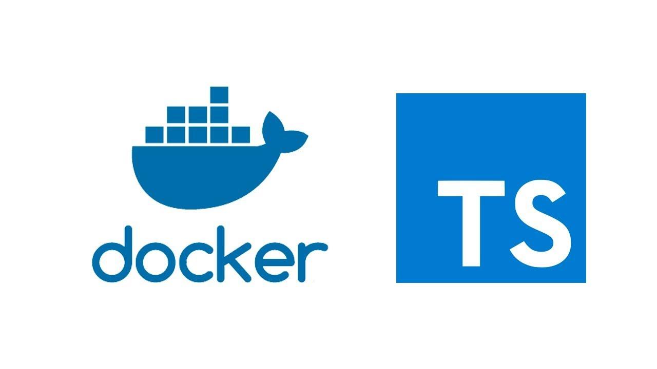 Docker Build Typescript Node js Server